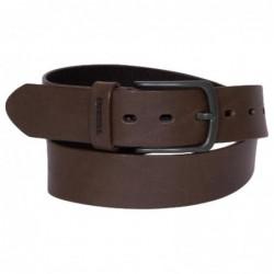 Reell All Black Buckle Belt-Brw