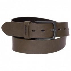 Reell All Black Buckle Belt-Cap