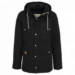 Rvlt Parka Jacket-Black
