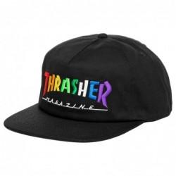 Thrasher Rainbow Mag Snapback