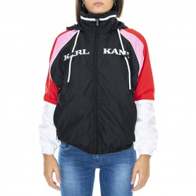 Karl Kani Women'S Retro Block Track Jacket