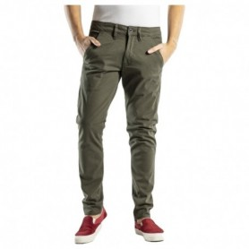 Reell Flex Tappered Chino 2995-Oli