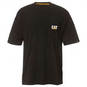 Caterpillar Caterpillar Basic T-Shirt-Blk