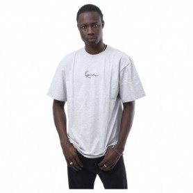 Karl Kani Kk Small Signature Tee-Grey