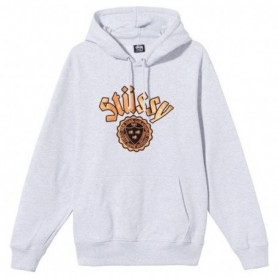 Stüssy City Seal Embroidered Hood