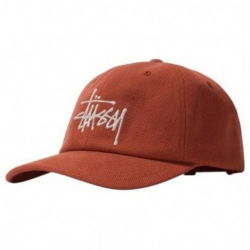 Stüssy Big Logo Twill Low Pro Cap-Ora