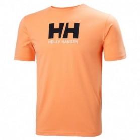 Helly Hansen Hh Logo T-Shirt-Melon
