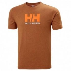 Helly Hansen Hh Logo T-Shirt-Marmal