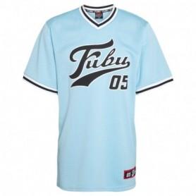 Fubu Fubu Varsity T-Shirt-Blue