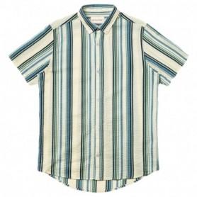 Rvlt Ss Button-Down Shirt-Off