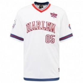 Fubu Fubu Athletics Harlem Jersey-Wht