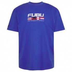 Fubu Fubu Corporate T-Shirt-Blue