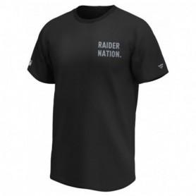 Fanatics Slogan Graphic T-Shirt-Blk